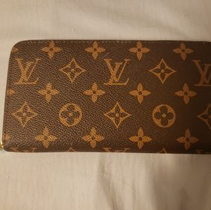 Only used once Louis Vuitton Wallet